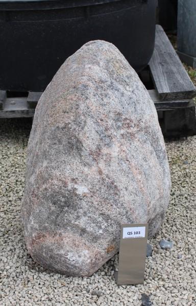 Quellstein ca. 31x30x48cm