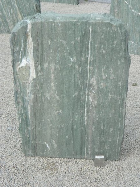 Felsen aus Verde Trofano 64x15x90cm