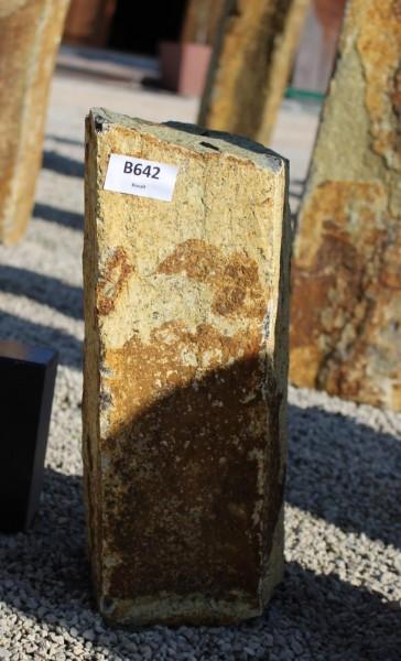 Basaltsäule ca. 15x14x40cm