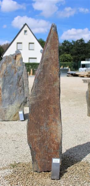 Buntschiefer ca. 26x11x115cm