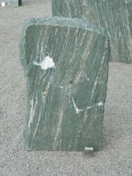 Felsen aus Verde Trofano 45x14x88cm