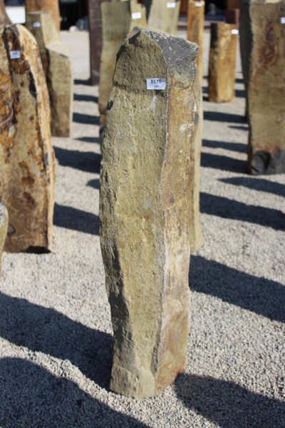 Basaltsäule ca. 16x17x95cm