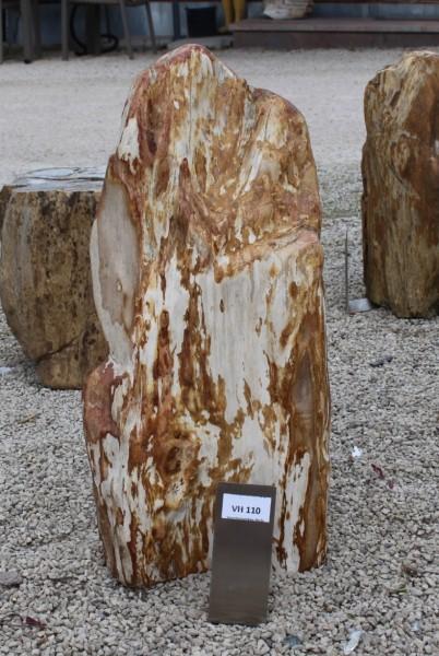 Versteinertes Holz ca. 23x15x58cm 2. Wahl