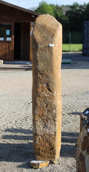 Basaltsäule ca. 28x32x165cm