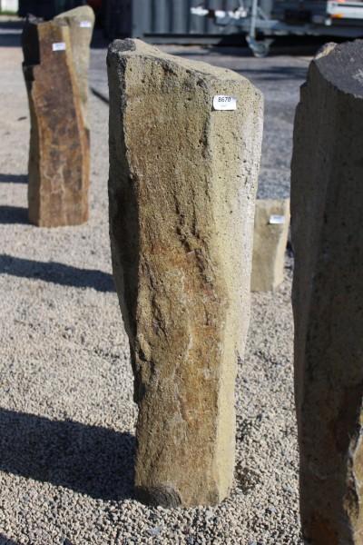 Basaltsäule ca. 26x15x88cm