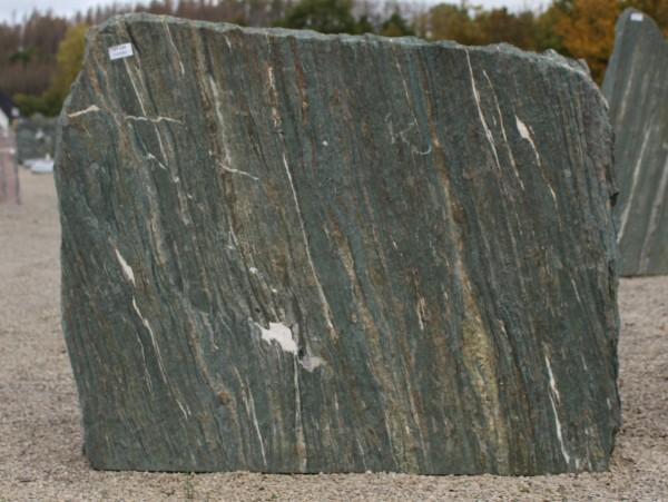 Felsen aus Verde Trofano 110x14x95cm