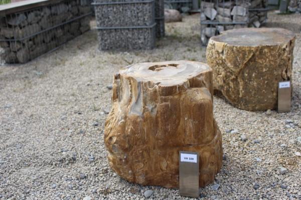 Versteinertes Holz ca. 35x25x34cm