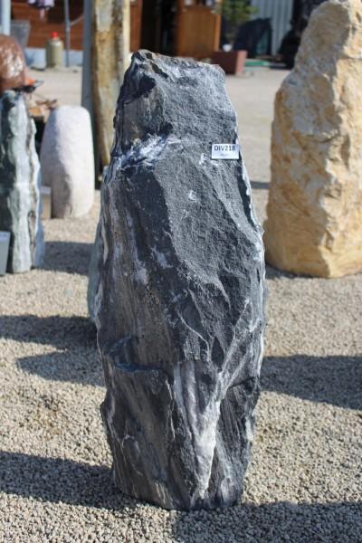 Black Angel Monolith ca. 30x14x82cm