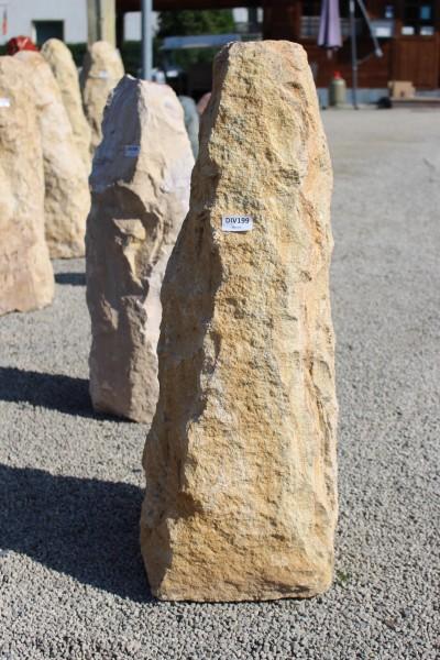Rainbow Monolith ca. 33x33x95cm