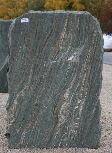 Felsen aus Verde Trofano 60x14x90cm