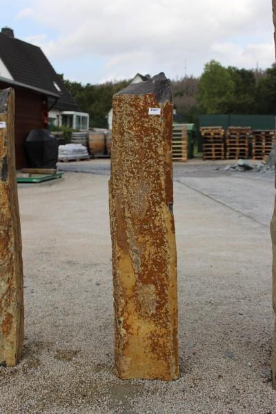 Basaltsäule ca. 27x17x130cm