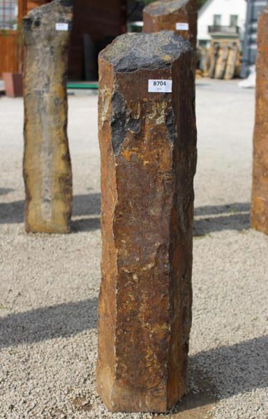 Basaltsäule ca. 18x21x88cm