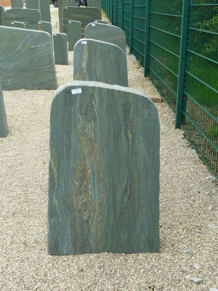 Verde Trofano satiniert_58x15x90cm