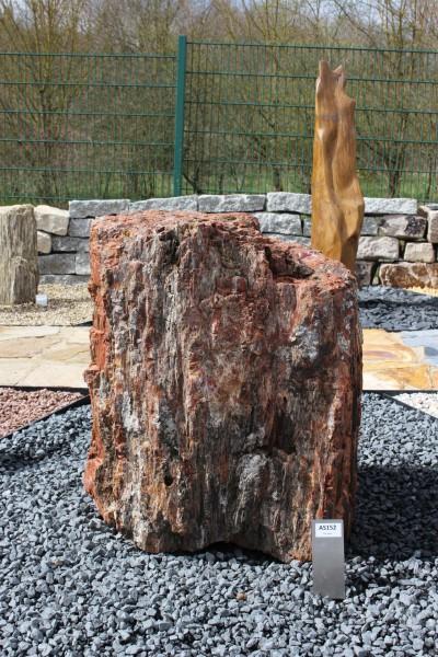 Roter Jaspis ca. 56x43x69cm