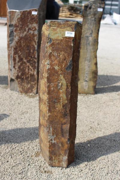 Basaltsäule ca. 23x17x86cm