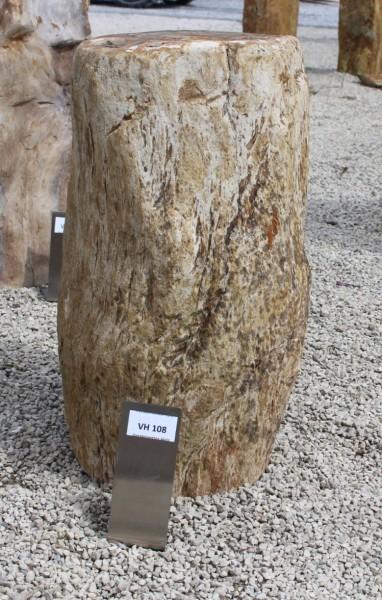 Versteinertes Holz ca. 27x25x48cm