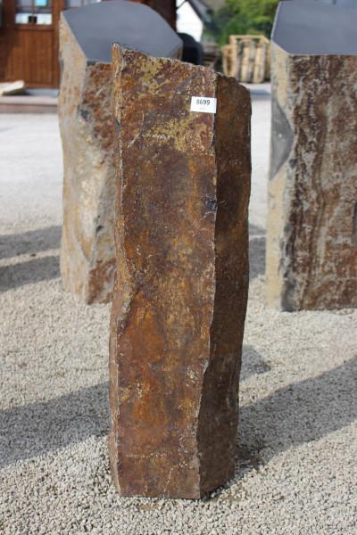 Basaltsäule ca. 25x20x87cm