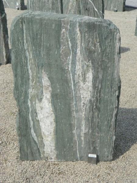 Felsen aus Verde Trofano 60x15x92cm