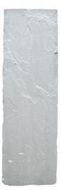 Sandstein Sichtschutzplatte Grey 220x50cm