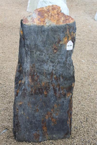 Buntschiefer ca. 42x14x107cm