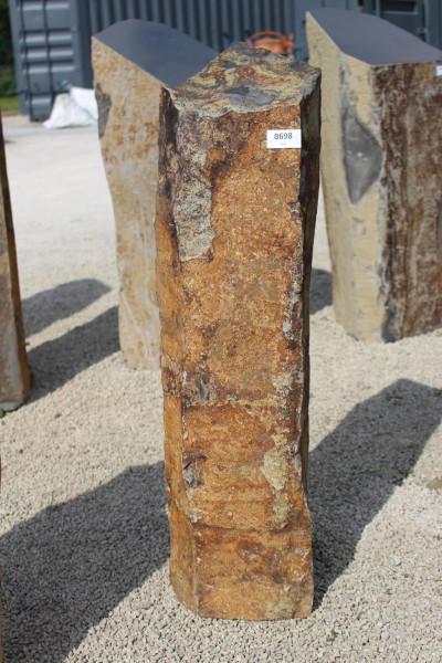 Basaltsäule ca. 25x24x90cm