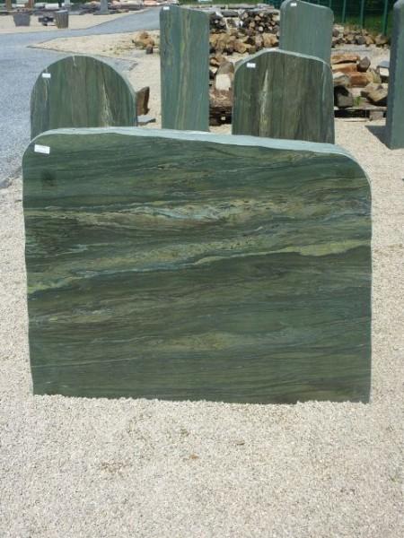 Felsen aus Verde Trofano 114x15x90cm